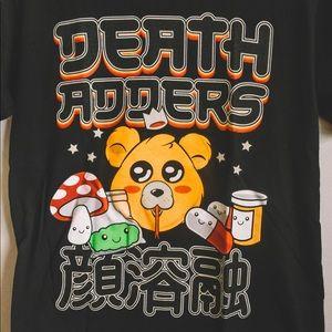 Mishka Death Adders T-Shirt